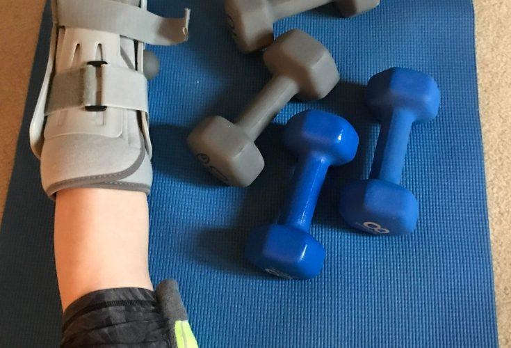 Modified Strength Workout for Injured Runners