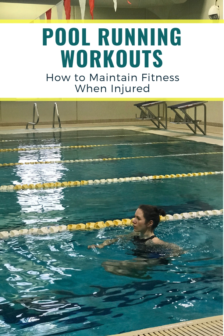 The Injured Runner S Guide To Pool Running
