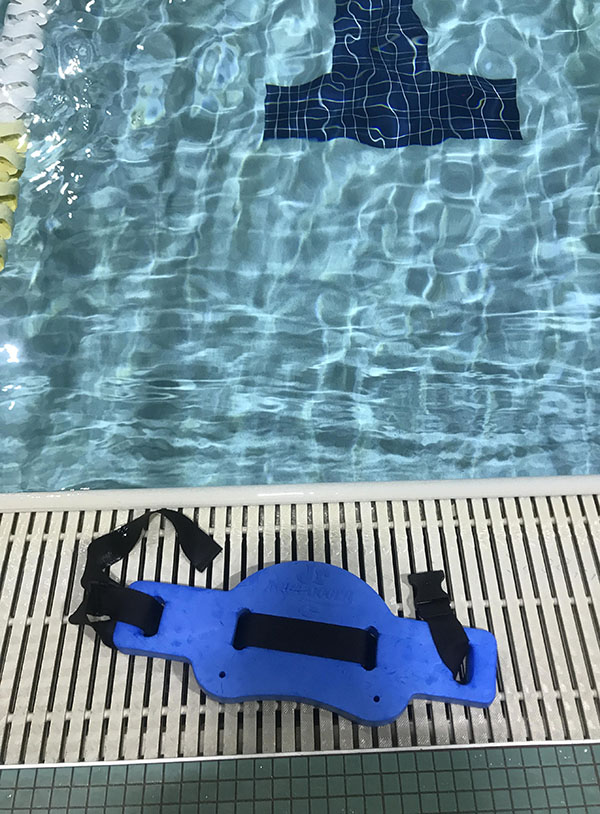 Pool Running Workouts for Runners
