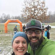 Frosty Forest Trail 6K Race Recap