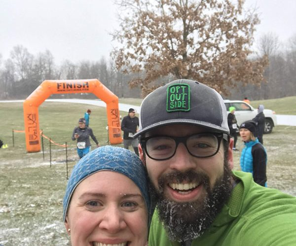 Frosty Forest Trail 6K Race Recap