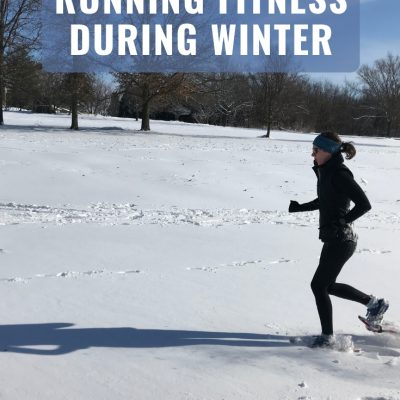 Maintaining Running Fitness during Winter