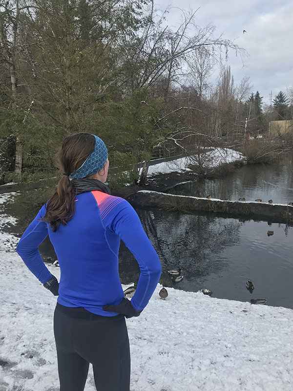 Maintaining Your Running Fitness during Winter