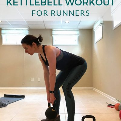 Functional Kettlebell Workout for Runners