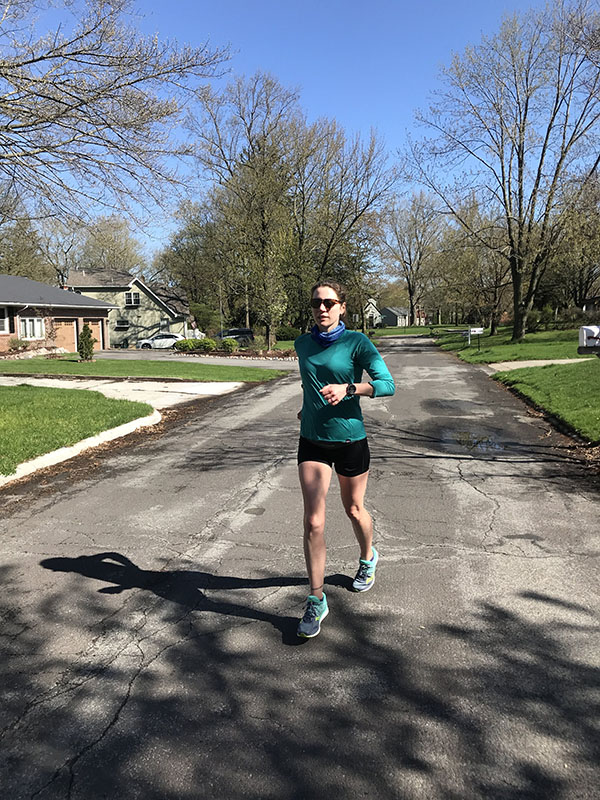 Modifying Hard Workouts for Pregnant Runners