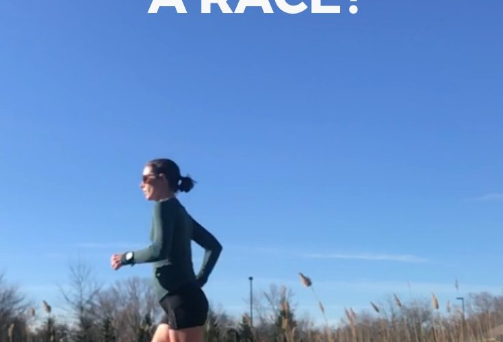 Should You Do a Shakeout Run before a Race?