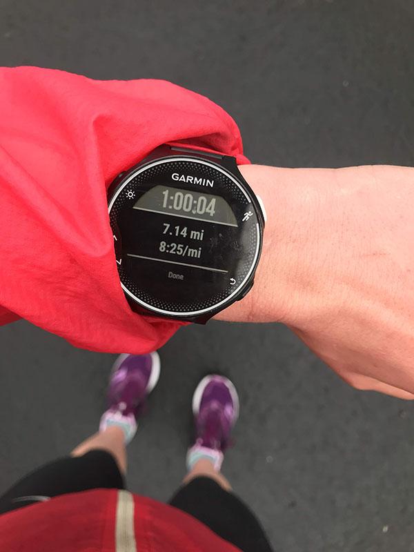 Mile Markers: Renewed Motivation