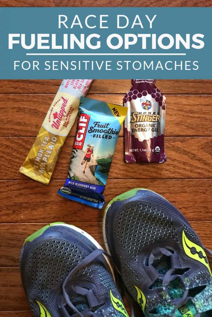Race Day Fueling Options for Sensitive Stomaches
