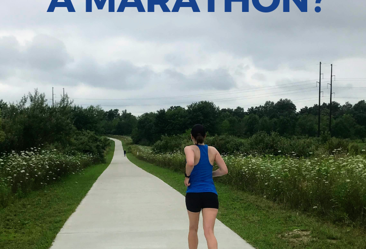 How Far Should You Run Before a Marathon?