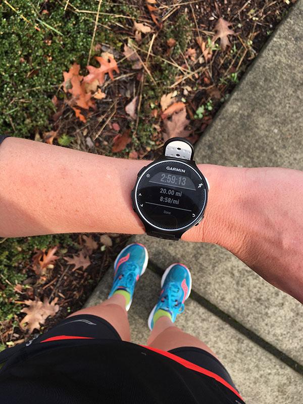 How Far Should You Run Before a Marathon?