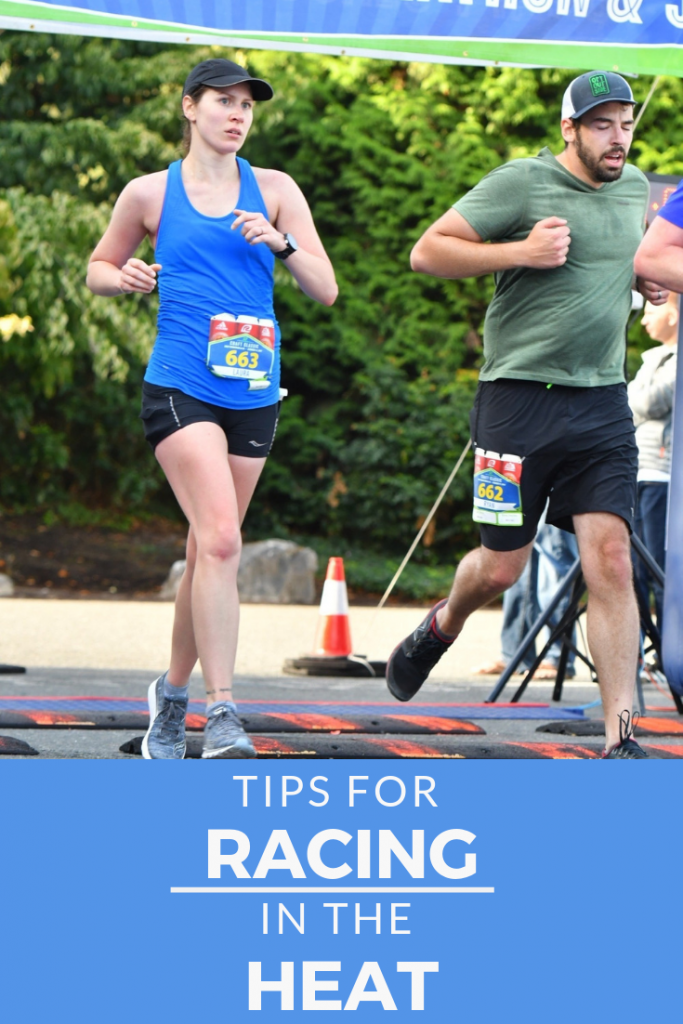 Tips for Racing in the Heat