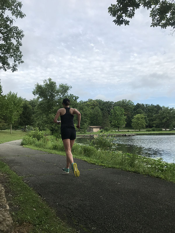 Mile Markers: 32 Weeks and Counting