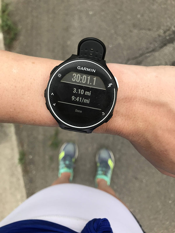 Mile Markers: The Magic of 30 Minutes