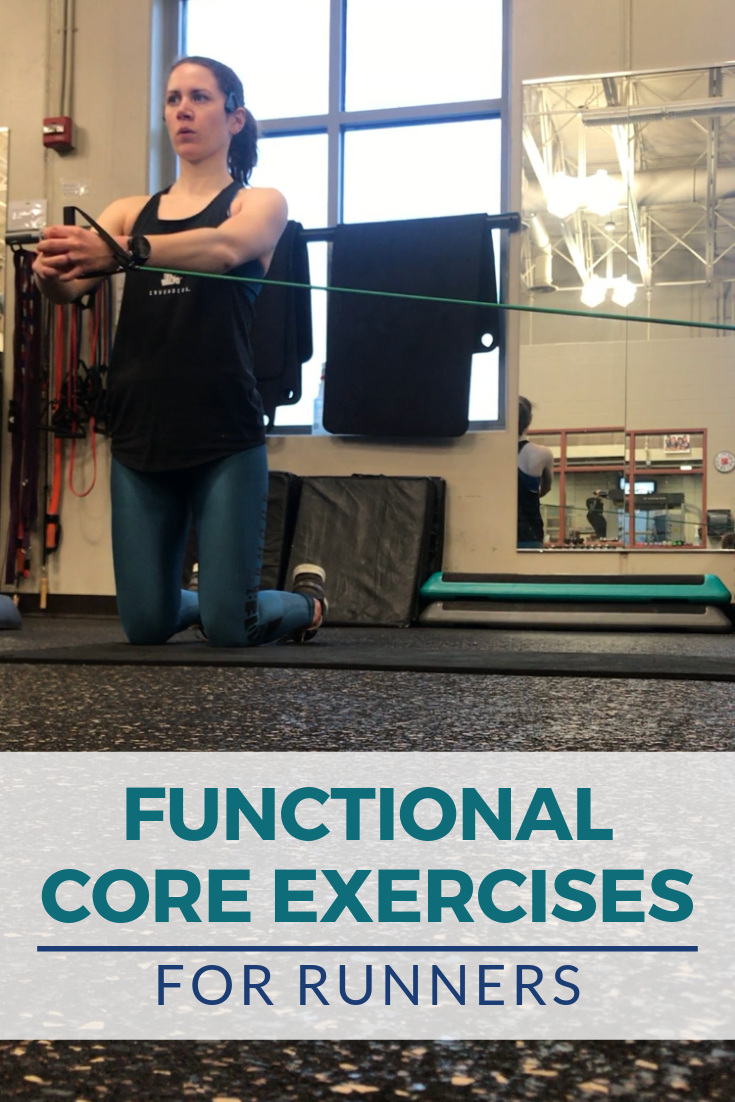 Functional Core Exercises for Runners
