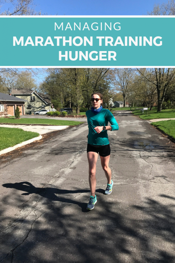 Managing Marathon Training Hunger