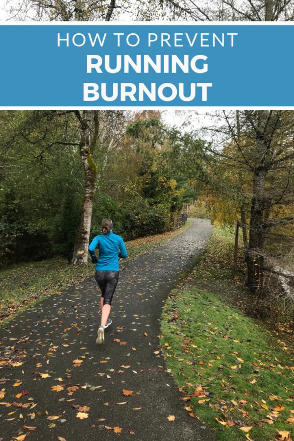 Tips for Preventing Running Burnout