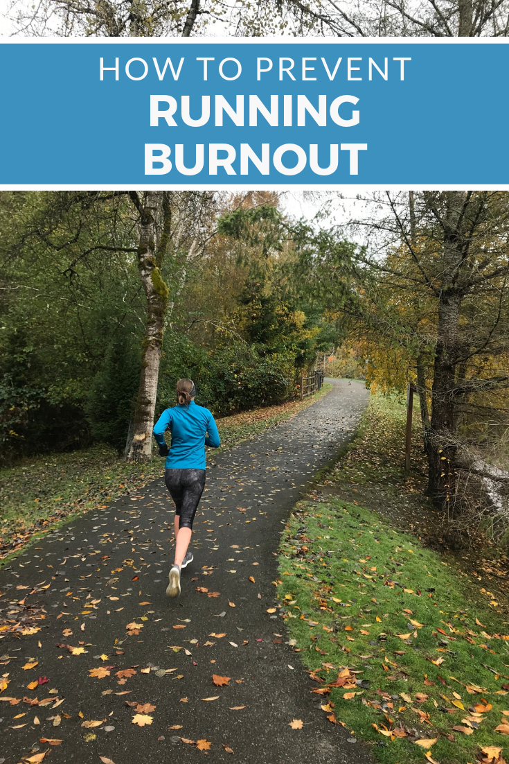 Tips for Preventing Running Burnout