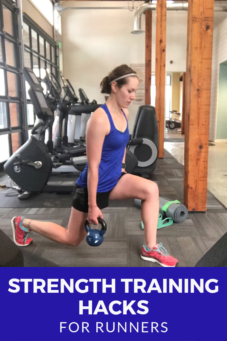 Strength Training Hacks for Runners