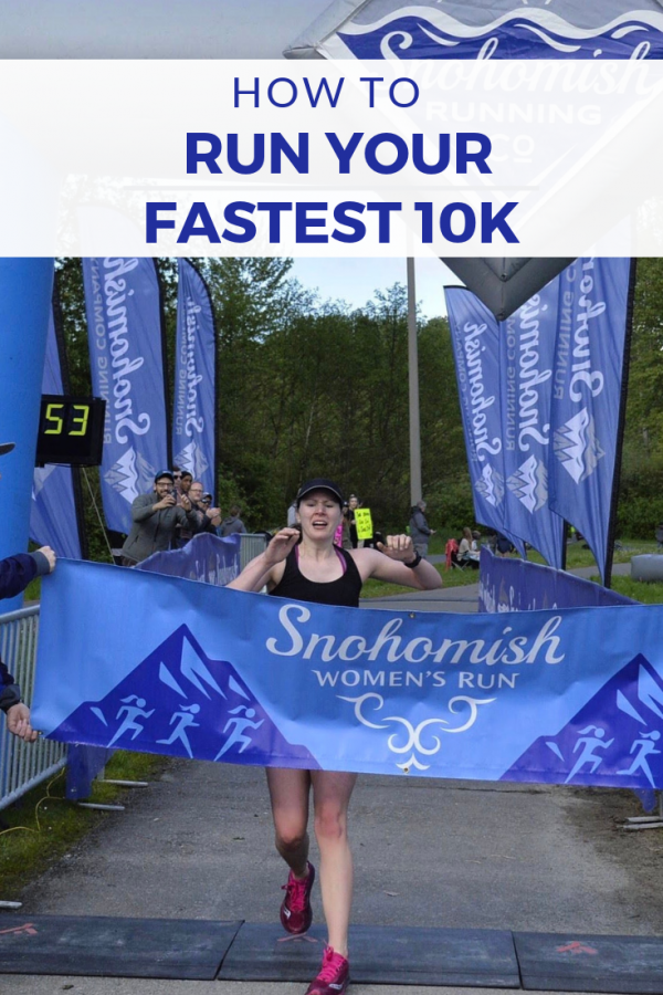 How to Run Your Fastest 10K