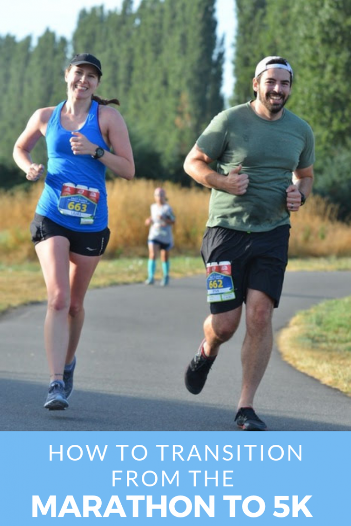How to Transition from the Marathon to 5K