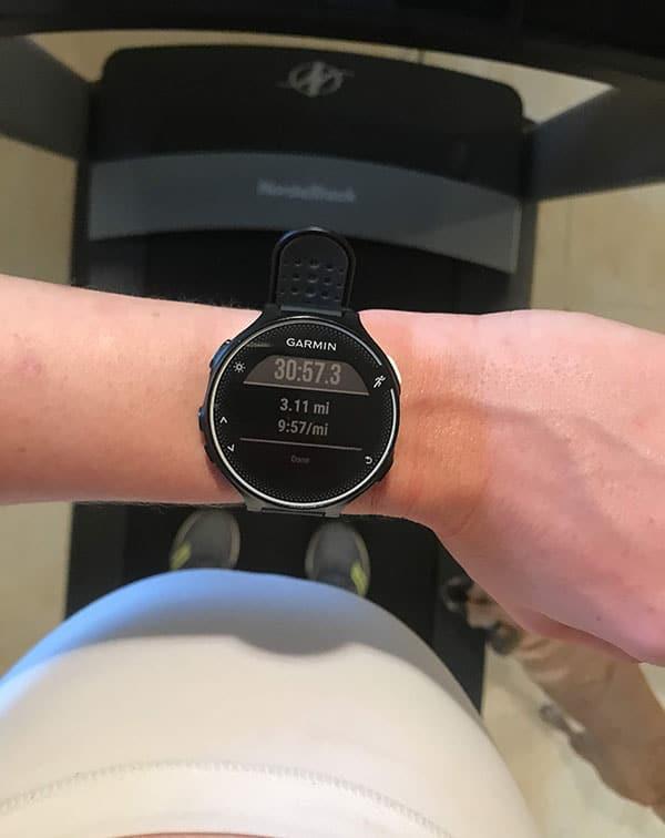 Mile Markers: Run-Walking at 39 Weeks