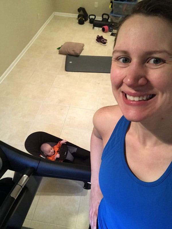 Weekly Workouts: Six Weeks Postpartum
