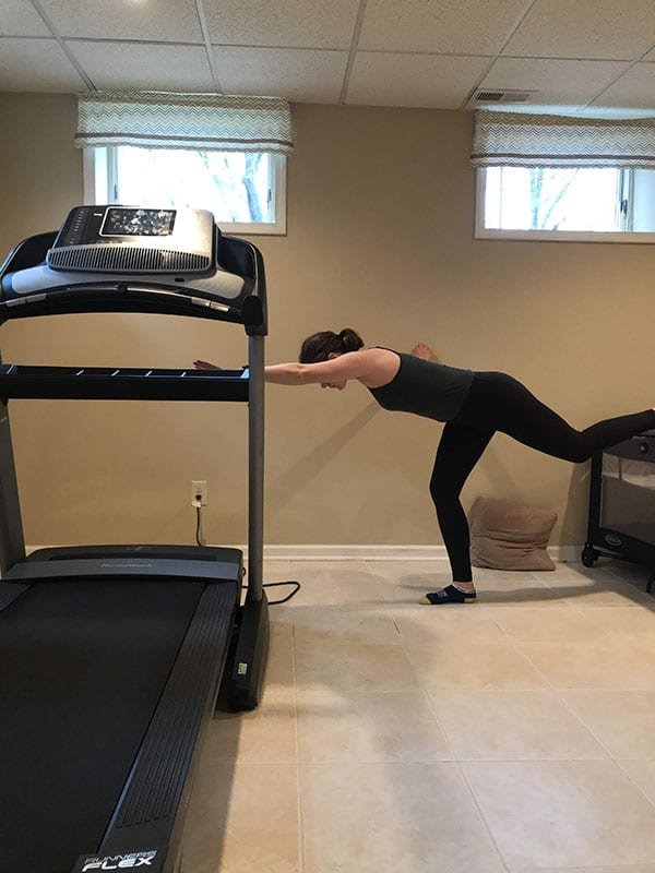 Weekly Workouts: Postpartum Base Building