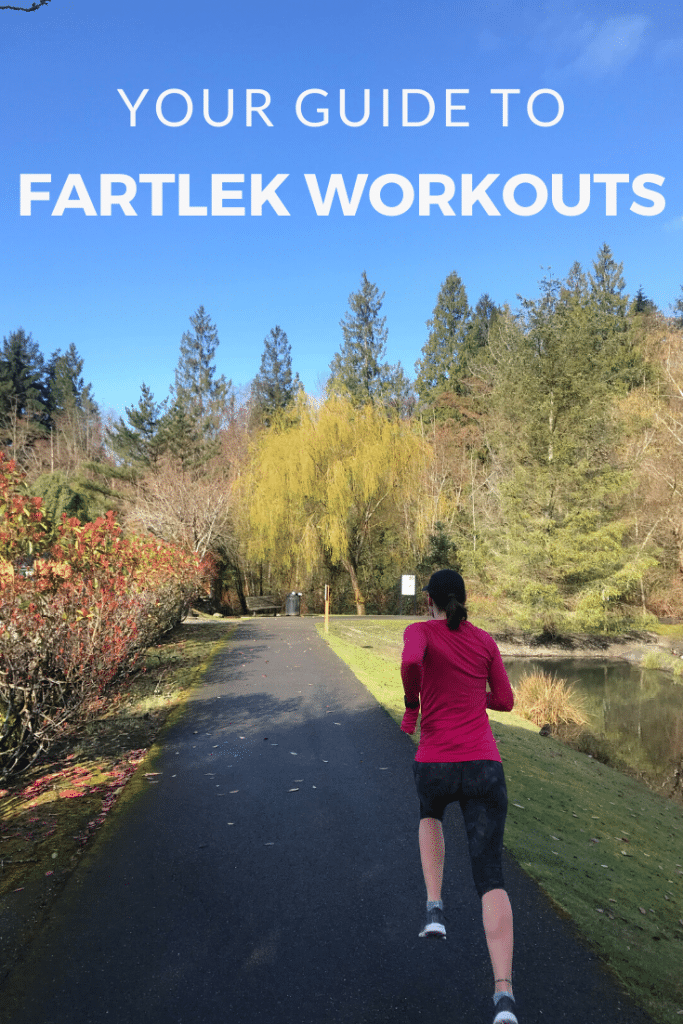 Your Guide to Fartlek Workouts