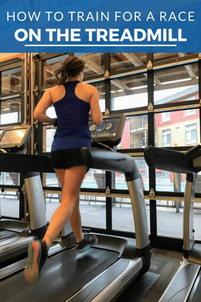 How to Effectively Train for a Race on the Treadmill