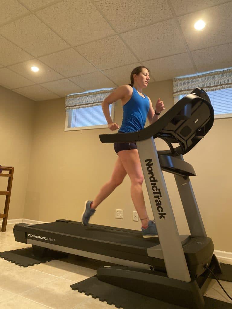 Postpartum 10 Training, Week 6