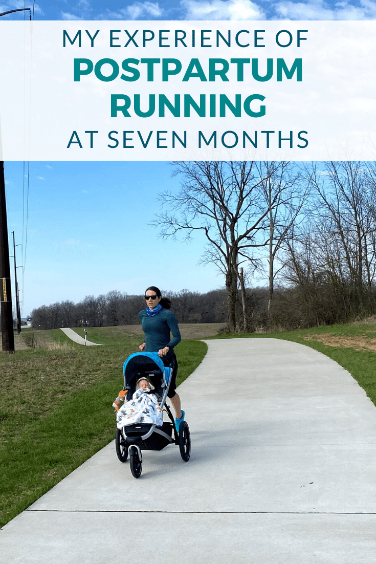 My Experience of Postpartum Running