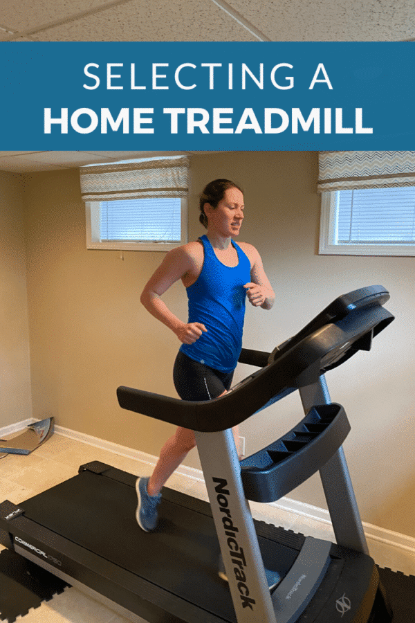 Selecting a Home Treadmill