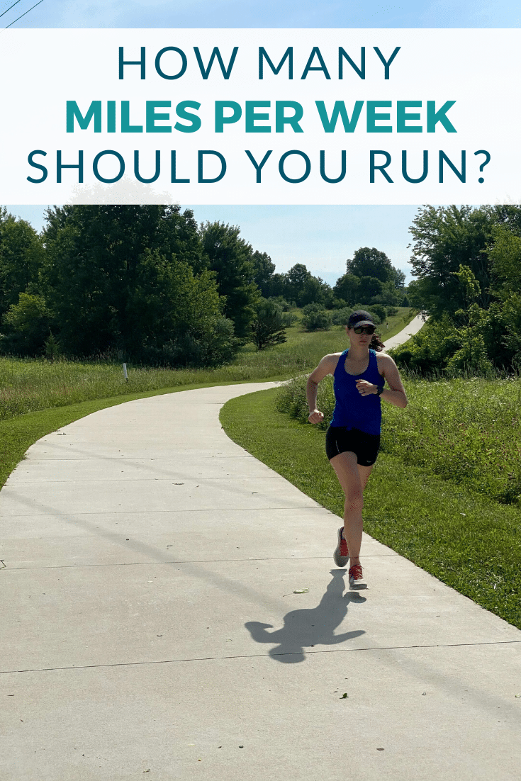 How to Determine How Many Miles You Should Run Per Week