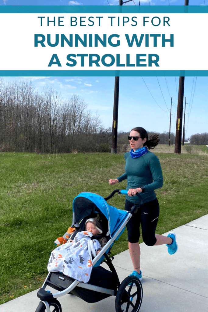 Stroller Running Tips for Effective - and Enjoyable - Training
