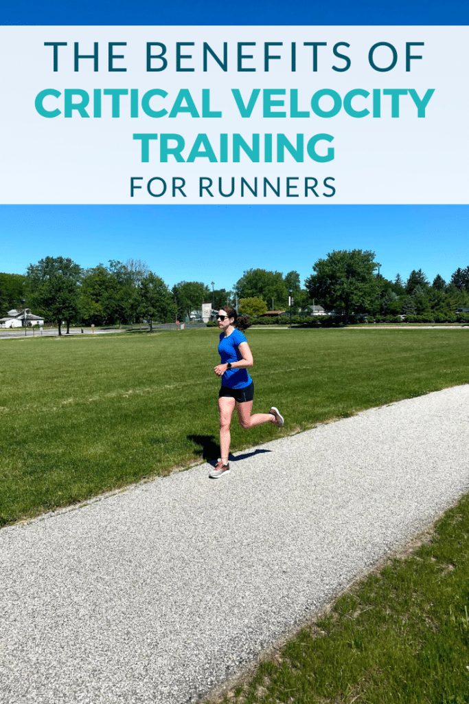 How Critical Velocity Training Benefits Distance Runners