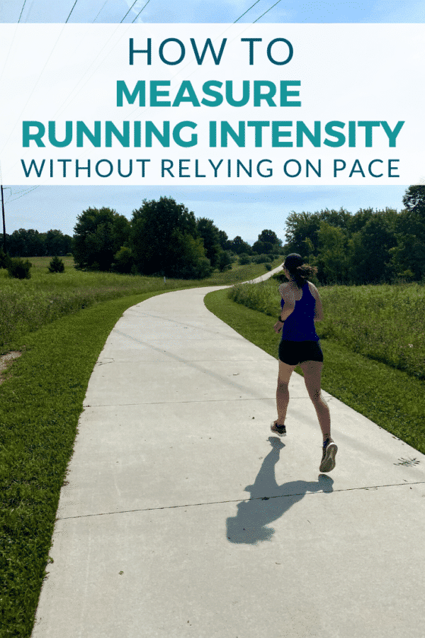 How to measure intensity without relying on pace