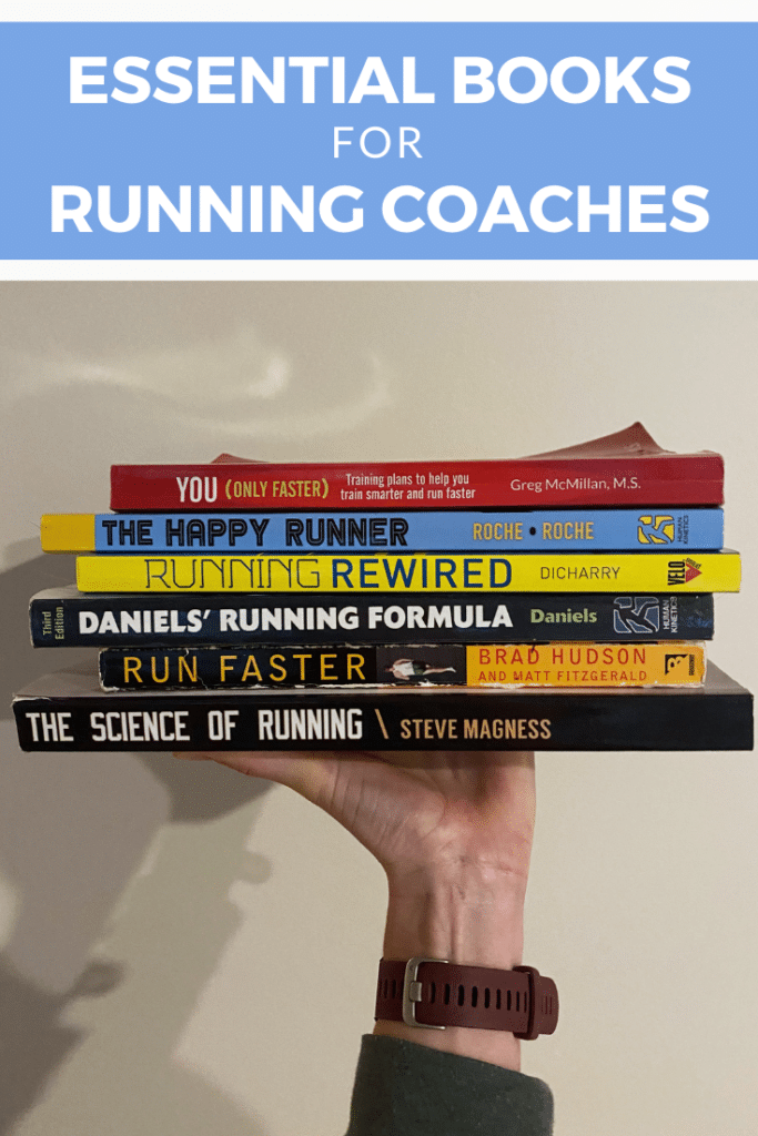 Essential Books for Running Coaches