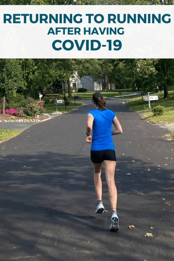 Returning to Running after Having Covid-19