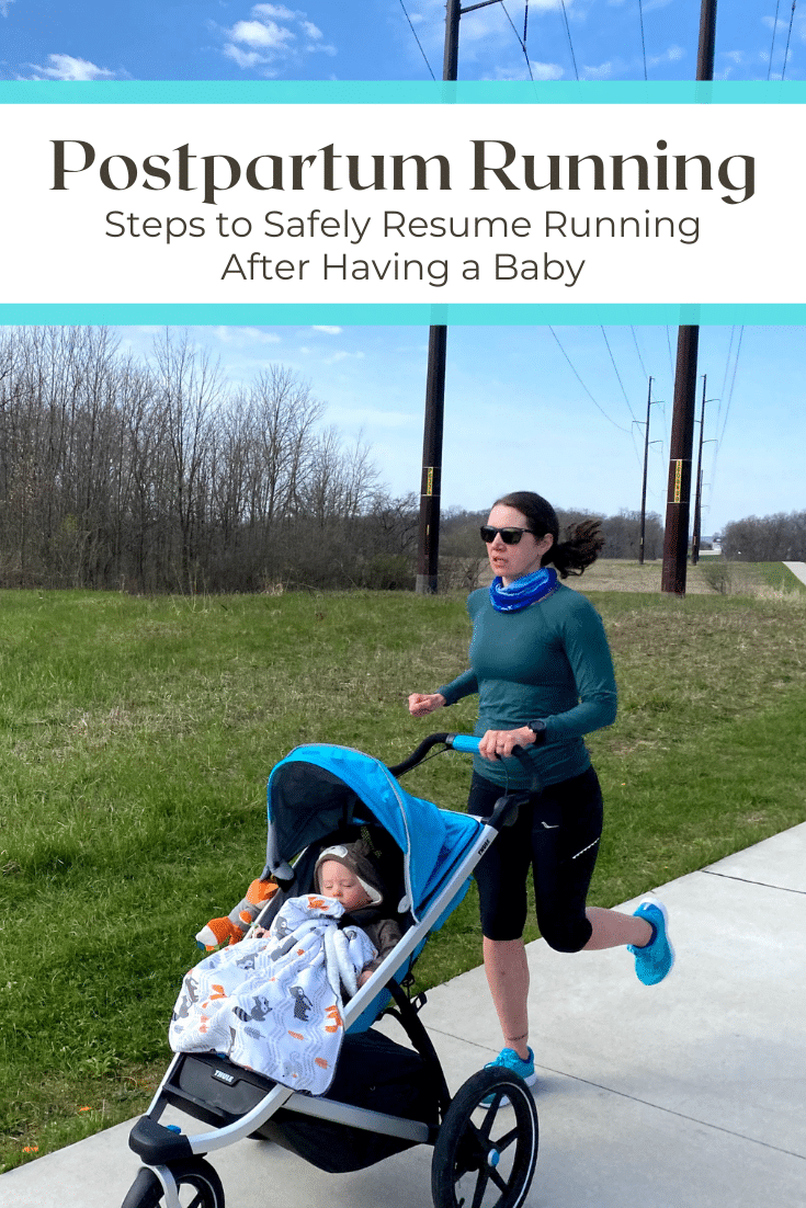 Postpartum Running: How to Safely Resume Running