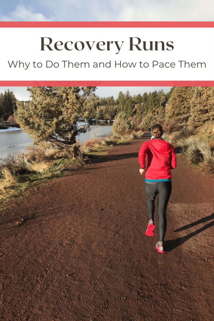 The Art and Science of the Recovery Run