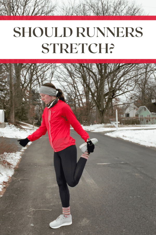 What Runners Need to Know about Static Stretching