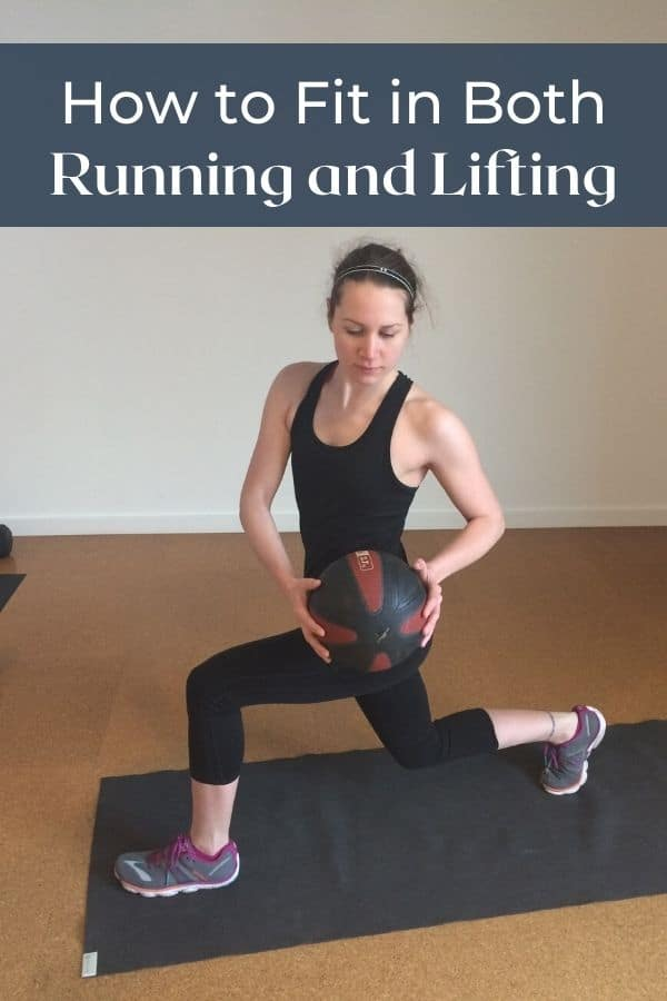 How to Schedule Strength Training Around Your Running